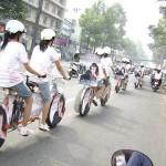 Dịch vụ tổ chức chạy Roadshow moto, Roadshow xe đạp