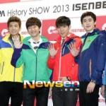 Nichkhun cùng 2PM chính thức ra mắt trong 1 sự kiện ở Hàn Quốc